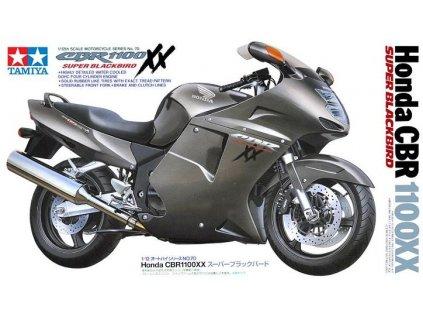 7679 model kit motorka tamiya 14070 honda cbr1100xx super blackbird 1 12