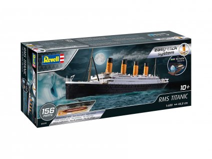 8597 easyclick lod revell 05599 rms titanic 3d puzzle iceberg 1 600