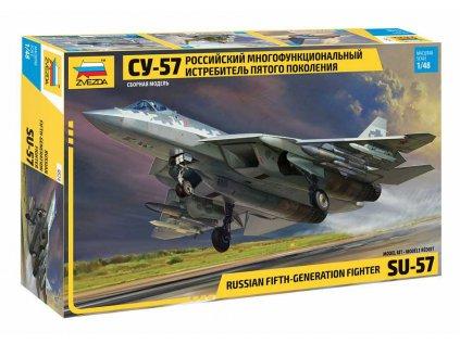 8672 model kit lietadlo zvezda 4824 suchoi su 57 1 48