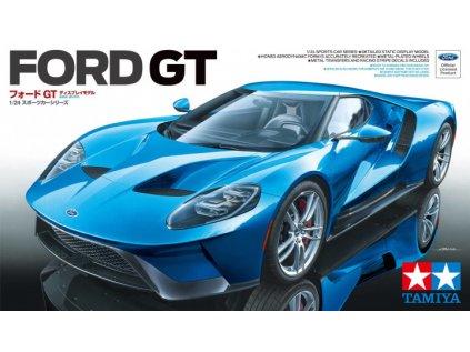 Model Kit auto TAMIYA 24346 - Ford GT (1:24)