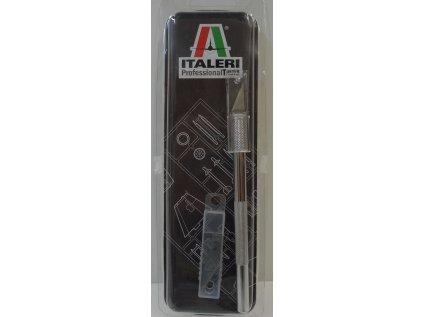 Skalpel s náhradnými čepelami ITALERI 50818