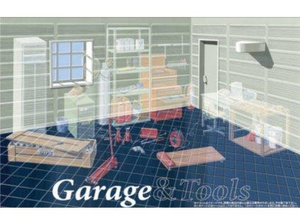 Plocha na vystavenie FUJIMI FU11504 - Garage (1:24)