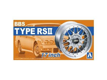 Disky AOSHIMA AO05241 - BBS RS II 17 inch (1:24)