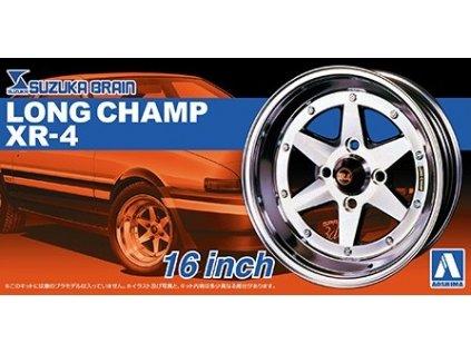 Disky AOSHIMA AO05249 - Long champ XR-4 16 inch (1:24)