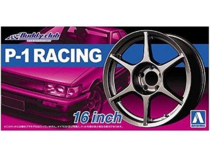Disky AOSHIMA AO05251 - P-1 Racing 16 inch (1:24)