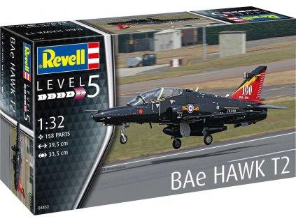 Plastový model lietadlo REVELL 03852 - BAe Hawk T2 (1:32)