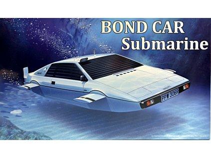 Model Kit auto FUJIMI FU09192 - Bond Car Submarine (1:24)