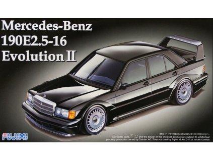 Model Kit auto FUJIMI FU12571 - Mercedes-Benz 190E2.5-16 Evolution II (1:24)