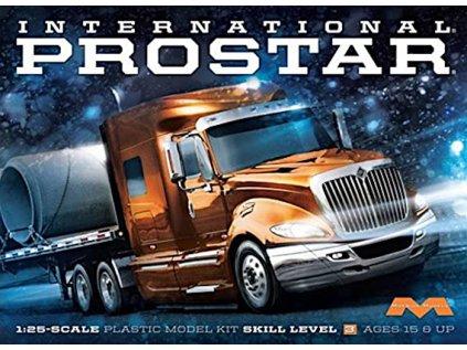 Model Kit kamion MOEBIUS 1301 - International Prostar (1:25)