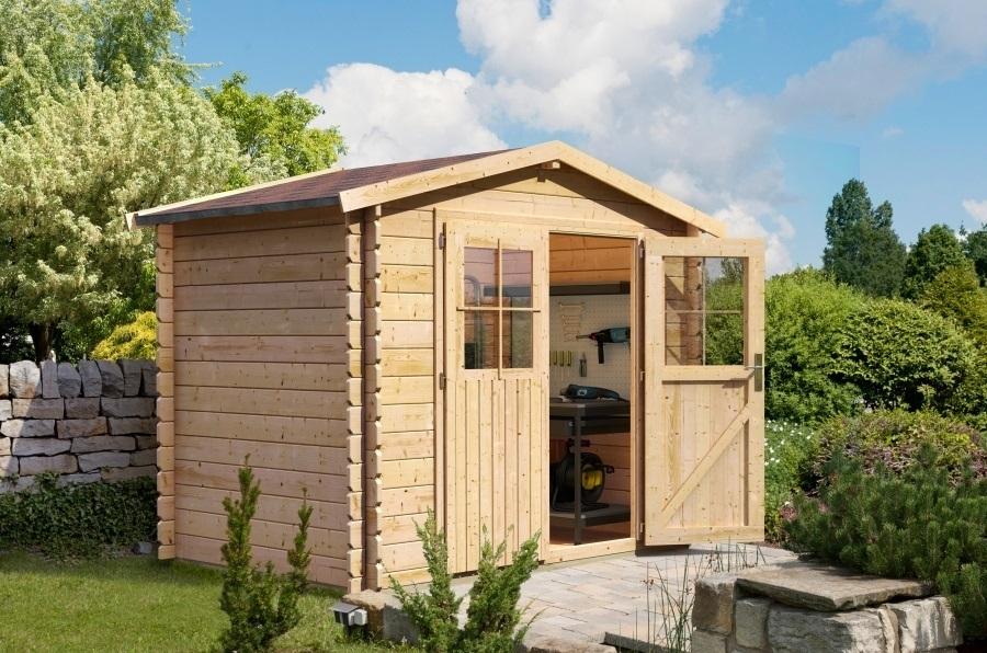 Zahradní dřevěné domky