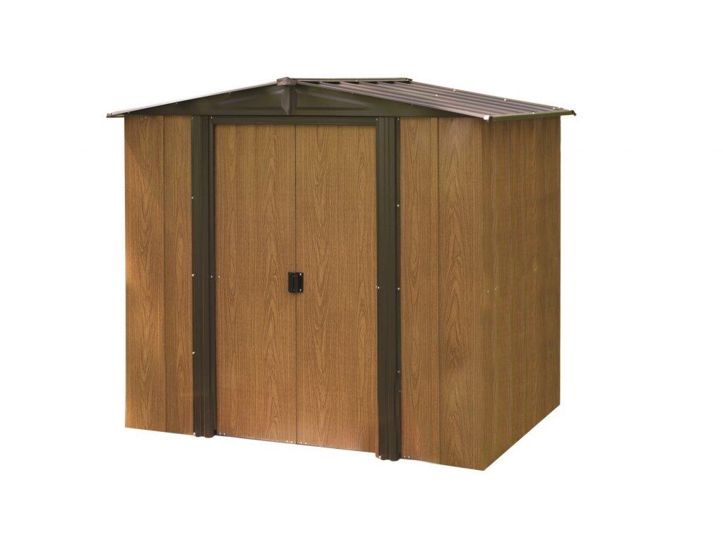 Kovový domek na nářadí ARROW WOODLAKE 65 (2,66 m2)