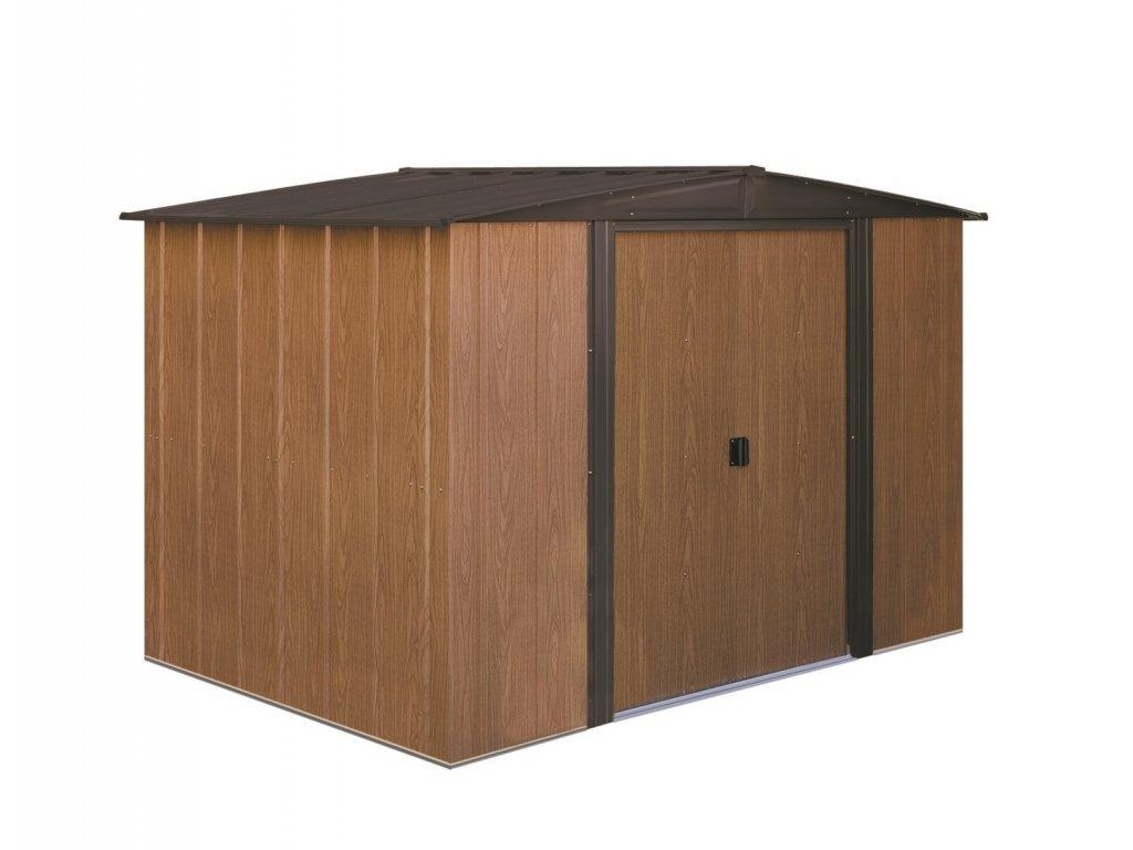 Zahradní domek na nářadí ARROW WOODLAKE 86 (4,26 m2)