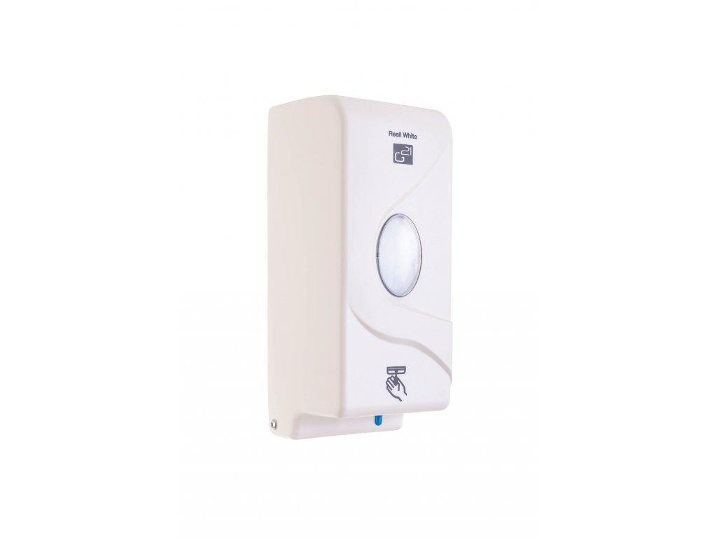 Automatický dávkovač mýdla G21 Resil White, 800 ml