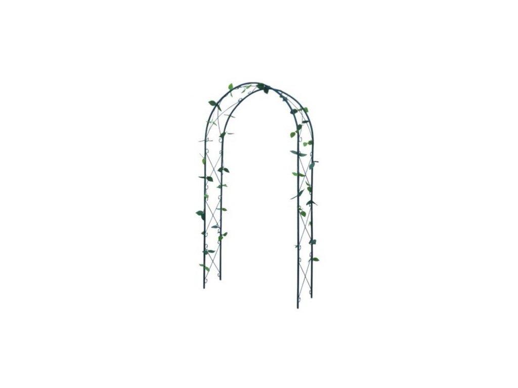 Zahradní oblouk/opěra na růže 230x100x37 cm