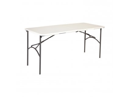 Skládací stůl 150 cm (80395)