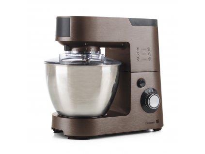 Kuchyňský robot G21 Promesso Brown  + Roční předplatné časopisu pro milovníky jídla Prima FRESH, ZDARMA JAKO DÁREK!