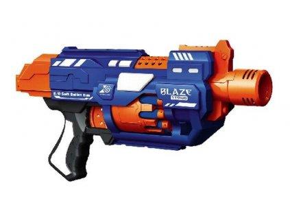 Hračka G21 Pistole Blue Devil 39 cm