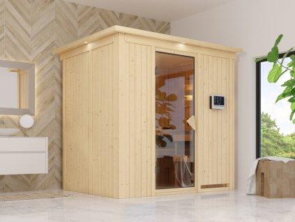 Finská sauna KARIBU BODIN (47829)