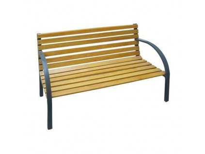 Zahradní lavička 122x64x80 cm