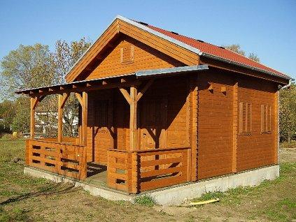 Zahradní chata ZORA 33
