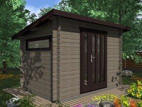 Zahradní domky na nářadí Kevin EKO 300x250