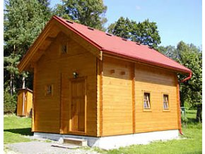 Rekreační chata DITA 50