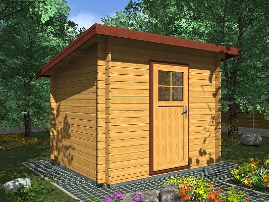 Zahradní domek na nářadí ROBIN EKO/30-300x250 cm