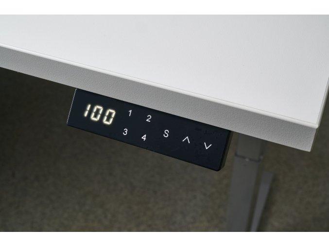 VarioLift pohled na základní sestavu stolu