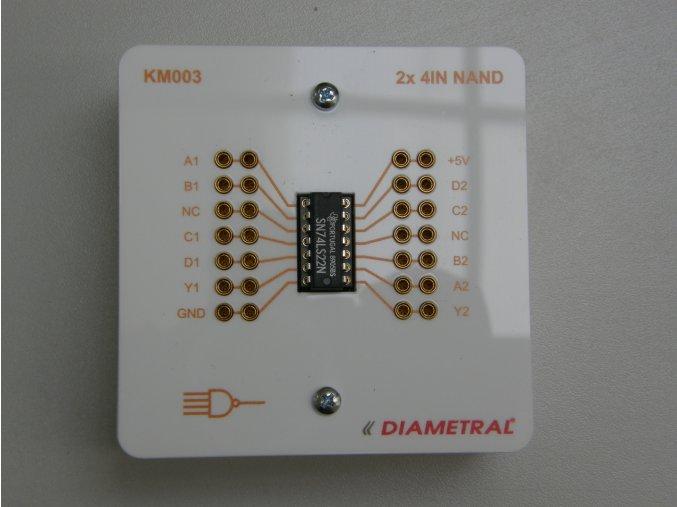 Experiment 2D modul E2D03