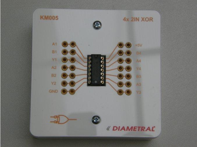 Experiment 2D modul E2D05