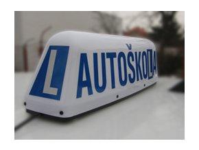Světelné označení pro autoškoly U-OZN1