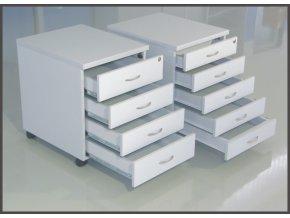 VariWork kontejner zásuvkový