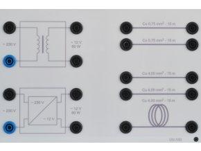 UnoVolta výukový panel UV-103