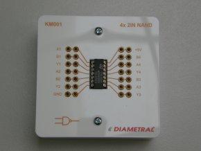 Experiment 2D modul E2D01