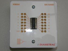 Experiment 2D modul E2D04