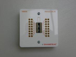 Experiment 2D modul E2D06