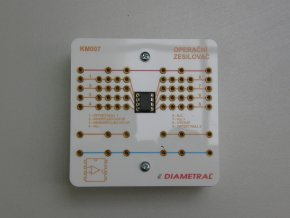 Experiment 2D modul E2D07