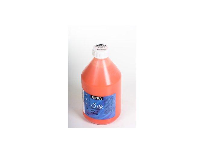 Barva na hedvábí Deka Silk 35-27 flamingo 500 ml
