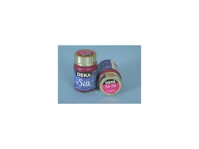 Barva na hedvábí Deka Silk 35-30 cyclam 25 ml