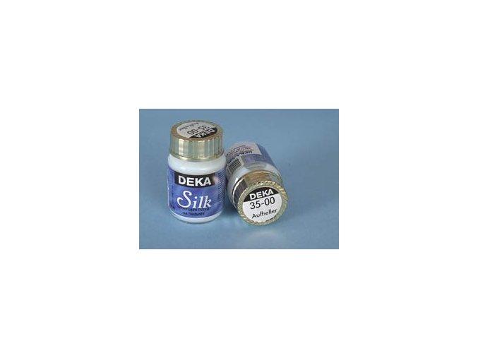 Barva na hedvábí Deka Silk 35-00 extender 25 ml
