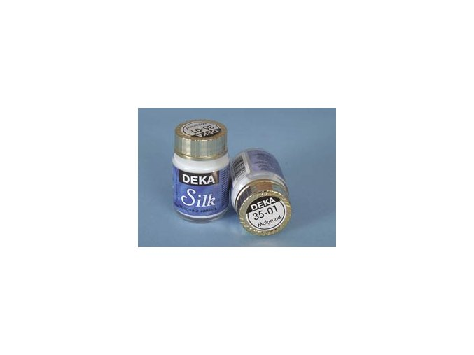 Barva na hedvábí Deka Silk 35-01 základ 25 ml