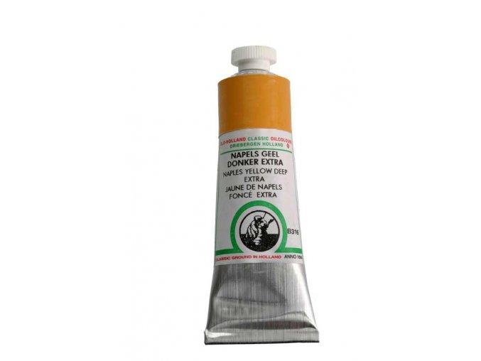 B316 Napels yellow deep extra 40 ml