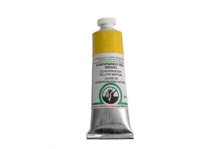 C14 Scheveningen yellow medium 40 ml