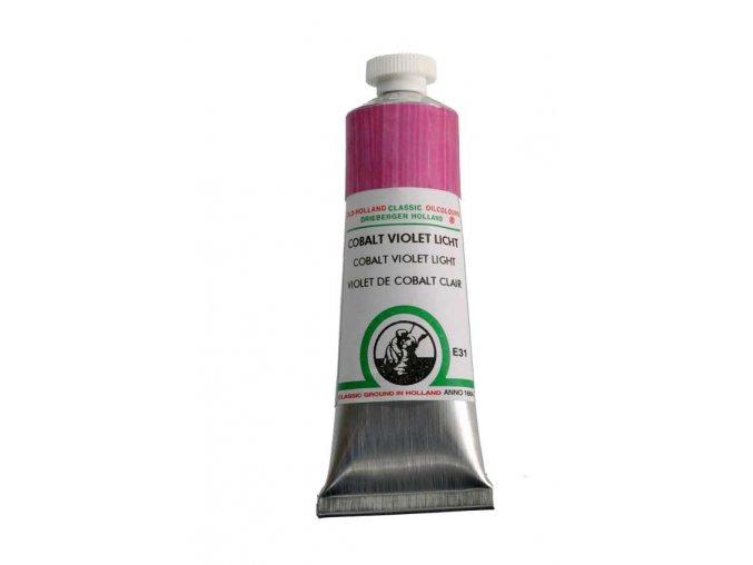 E31 Cobalt violet light 40 ml