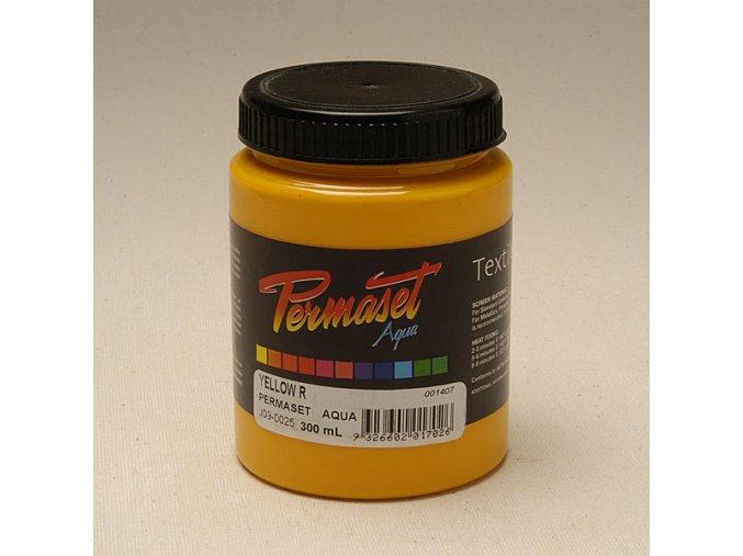 Permaset-standard 300ml žlutá R