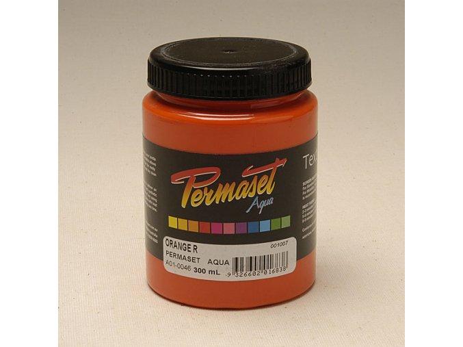 Permaset-standard 300ml oranžová R