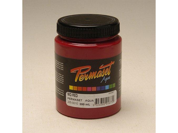 Permaset-standard 300ml stř.červená