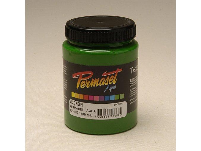 Permaset-standard 300ml stř.zelená