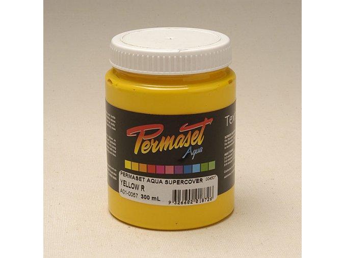 Permaset-silně krycí 300ml žlutá R