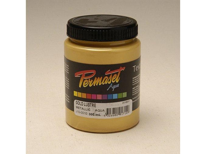 Permaset-metallic 300ml zlatá